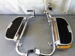 Honda GL 1000 Floor boards and heel and toe shifter