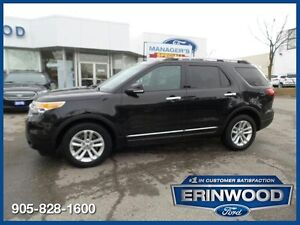 2013 Ford Explorer XLT6CYL/DVD HEADRESTS/MYFORD TOUCH/ALLOYS