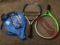 Children's Tennis Rackets 1st & Second size