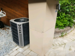 York Furnace and air conditioner / heat pump