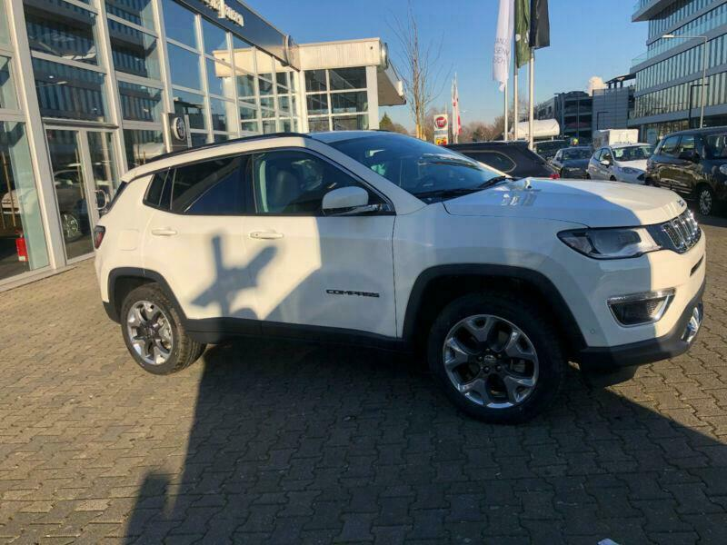 JEEP Compass 1.4 MultiAir 4WD Limited