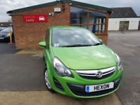 2014 Vauxhall Corsa 1.2i 16v ( 85ps ) MANUAL PETROL PX WELCOME
