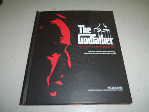 THE GODFATHER THE OFFICIAL MOTION PICTURE ARCHIVES - HARDCOVER Windsor Region Ontario image 1