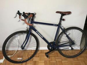 Road Bike Supercycle Circuit Men's 700C, bought 6 months ago
