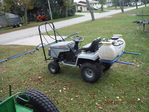 Sears Lawn Tractor