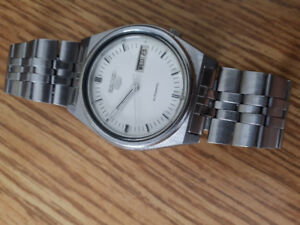 Men's Vintage 1992 Seiko Self-Winding, Automatic Watch