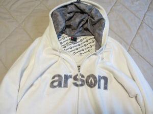 Arson Hoody