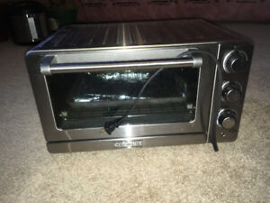 Large Stainless Steel Microwave-Oven