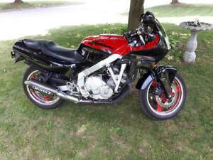 1988 Honda Hurricane 600cc