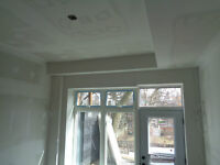 RATES FROM $.22ft FOR FRAMING AND $.25sqft FOR DRYWALL
