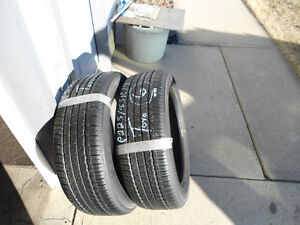MANY 19 and 20 INCH USED and NEW WINTER TIRES