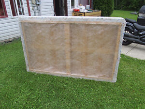 Twin sized box spring (I think) Strathcona County Edmonton Area image 3