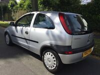 VAUXHALL CORSA DIESEL STARTS AND DRIVES PERFECT LONG MOT