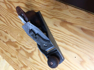 PARPLUS Hand Plane # 4, and STANLEY Marking gauge # 61