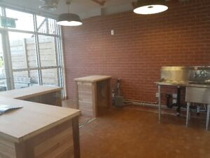 Coffee space ready for lease - All improvements done!