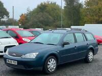 * 2006 FORD MONDEO ESTATE 1.8 LX + SERVICE HISTORY + HPI CLEAR *
