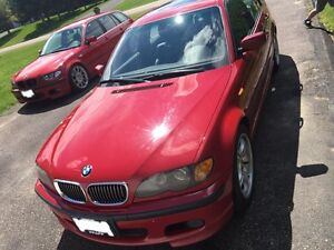 2005 BMW 330i ZHP E46 PART OUT