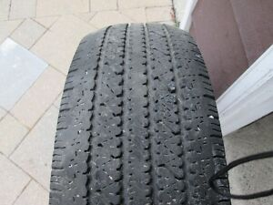 245 - 75R - 16 Load range E tire for sale.