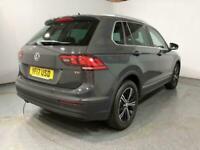 2017 Volkswagen Tiguan 1.4 TSi 150 SE Nav 5dr ESTATE Petrol Manual