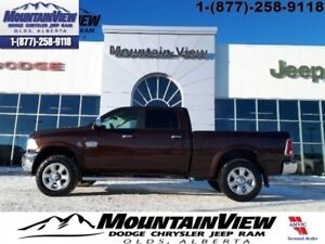2015 Ram 2500 Longhorn  - Navigation -  Leather Seats