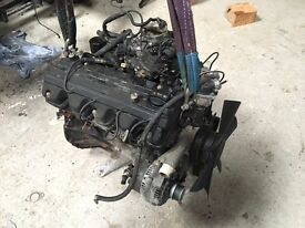 Mercedes 190e 1.8 8v engine m102
