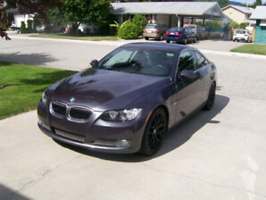 2007 BMW 335i 6 speed Coupe