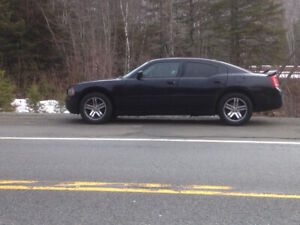 2008 dodge charger 4x4