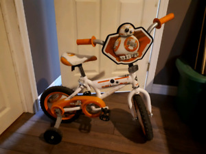 "12"" star wars  bicycle for sale"