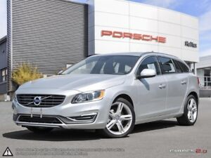 2017 VOLVO V60 T5 SE / Certified Pre-Owned Volvo 6 year/160, 000