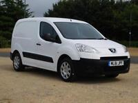 Peugeot Partner HDI SE L1 625 ONE OWNER FROM NEW
