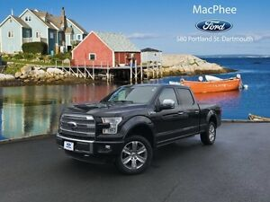 2015 Ford F-150 Platinum  - Leather Seats -  Bluetooth -  Cooled