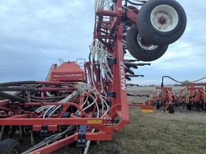 40ft morris max 2 and 8336 air tank double shoot system dry