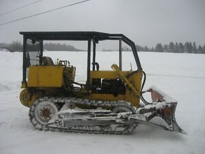 1969 bulldozer 450 case