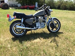1979       Honda cx 500      Antique Plateable