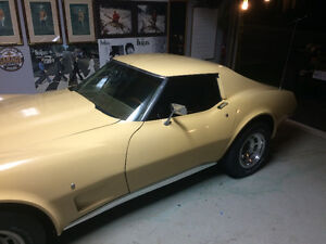 1977 Corvette Cleanest Around