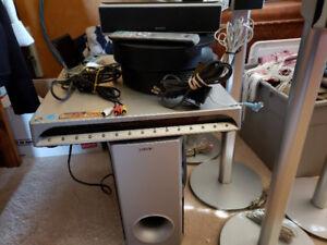 DVD/Surround sound system
