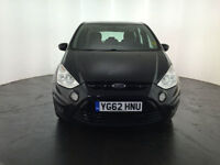 2012 62 FORD S-MAX ZETEC TDCI DIESEL 7 SEAT MPV 1 OWNER FORD HISTORY FINANCE PX