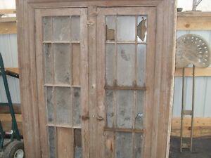 antique cupboards