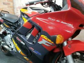 HONDA CBR600F 1995 FEW EXTRAS FITTED