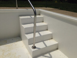 POOL Painting and repair concrete Commercial and Residential Kitchener / Waterloo Kitchener Area image 3