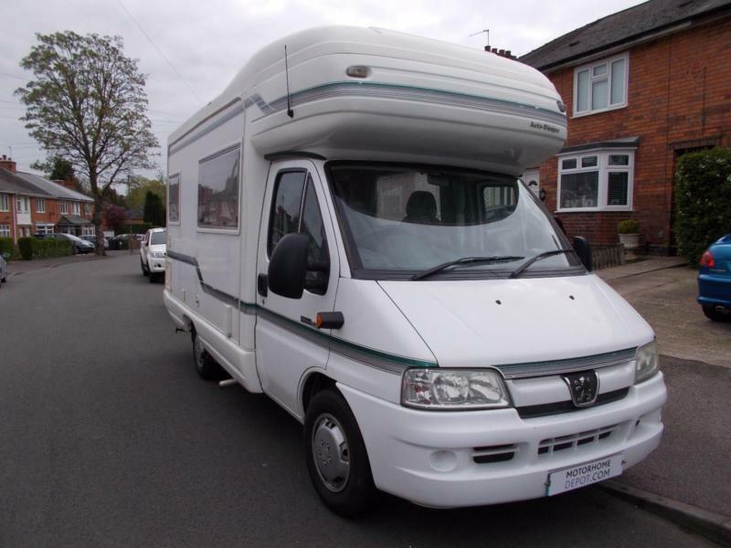 Auto Sleeper Pollensa Five Berth Four Belts End Kitchen Over Cab Bed Ref 9046