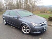 2006 Vauxhall Astra sri 1.9 Cdti 150 bhp 6 speed 3 door hatchback