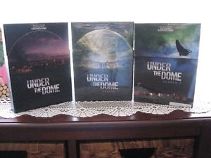 Under The Dome Season 1, 2 and 3