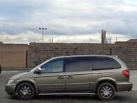2005 Chrysler Grand Voyager 2.8CRD auto Limited XS+ FULLY LOADED + PX WELCOME +
