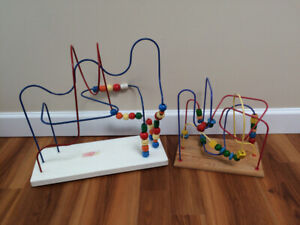 2 Bead Mazes $6 for both $4 for one