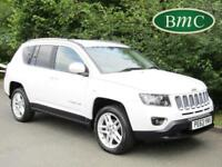 2013 Jeep Compass 2.2 CRD Limited 4x4 5dr