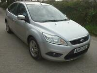 2008 Ford Focus 1.8 125 Style SPARES OR REPAIR