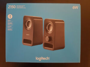 BNIB Logitech Z150 2.0 Speakers