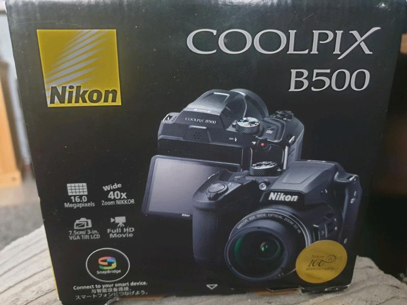 Nikon coolpix b500 40x zoom | in Hull, East Yorkshire | Gumtree