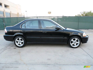 98 Civic Sedan (Safety and Etested)